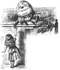 Humptydumpty tenniel