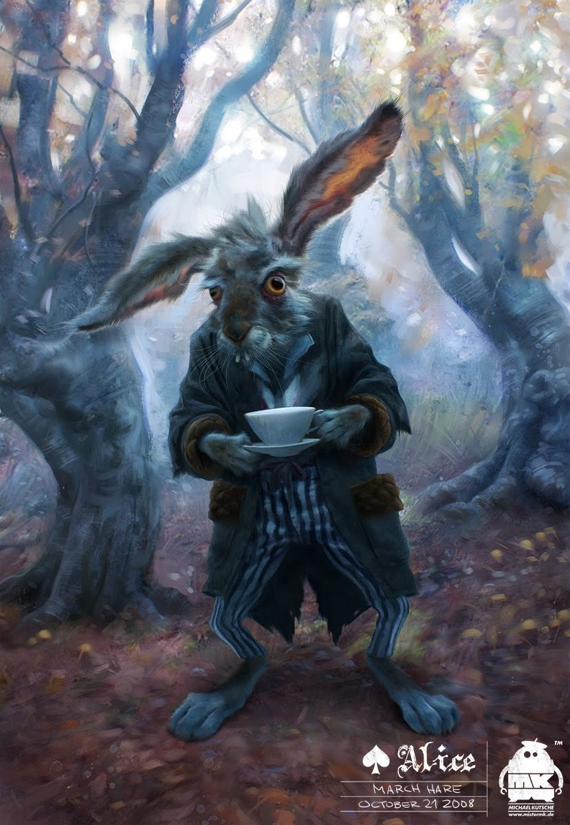 March Hare | Alice in ...