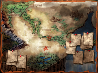 Zeth-map