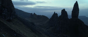 Prometheus Isle of Skye
