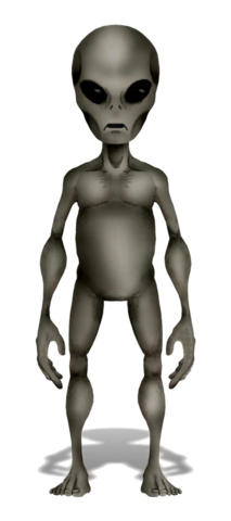 File:Grey Alien No Background.png