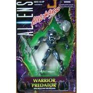 Aiens warrior Predator