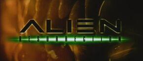 Alien Resurrection opening