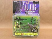 Aliens Drakevs Arachined