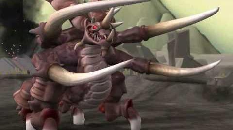 Zerg Ultralisk Version 2 Starcraft 2 Spore Creature
