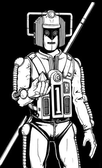 Kroton the Cyberman