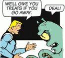 Space Squid (Brewster Rockit)