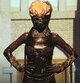 Alien Bodyguard