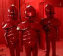 The Red Shiny Robots of Vortis
