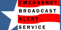 Emergency Broadcast Alert Service (French Trafalgar, British Waterloo)
