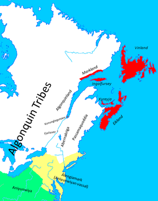 Vinland 1245 (The Kalmar Union)