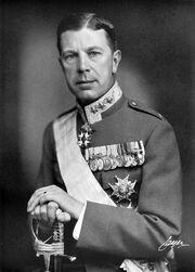 Gustaf VI Adolf av Sverige som kronprins