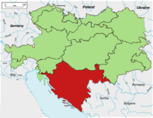 Location Yugoslavia (TNE)