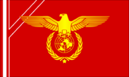 Roman republic flag by deathpwnie