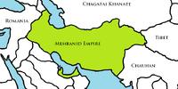 Mehranid Empire (Fidem Pacis)