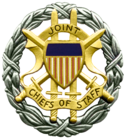 U.S. Office of the Joint Chiefs of Staff Identification Badge
