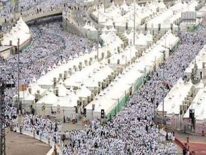 Large Group on the Hajj (2003)