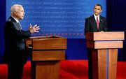 McCain Obama presidential debate 2008