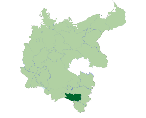 File:Deutschland Lage von Kaernten.png