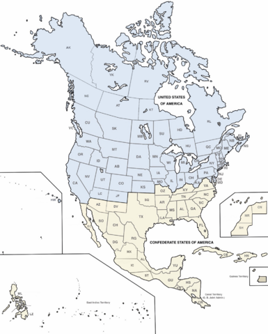File:Map of the United States and Confederate States (Pax Siamese).png