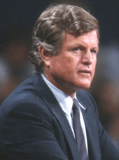 Ted Kennedy Announcement Crop