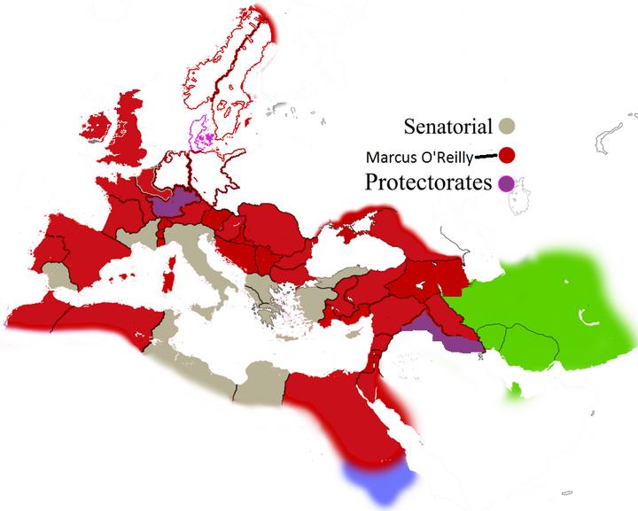 Empire map b