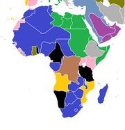 Africa after war