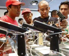 Guns asia