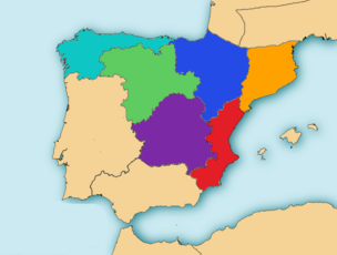 IBerian Ethnic groups