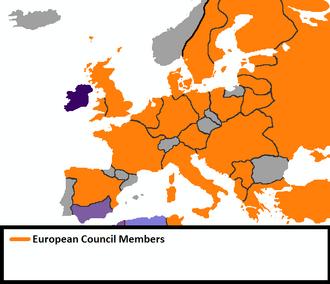 European Council 1917