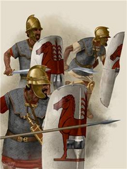 Dnalia Soldiers