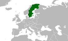 SwedenLocation Reich Disunited