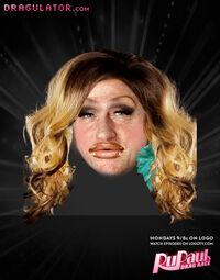 Jill Clinton face