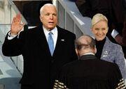McCain Inauguration 2001