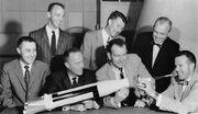 Project Mercury-Mercury Seven-Astronauts-1-