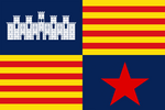 Flag of SR Balearic Islands (Ok Stalin)