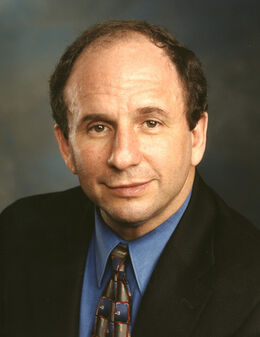 Paul Wellstone, official Senate photo portrait