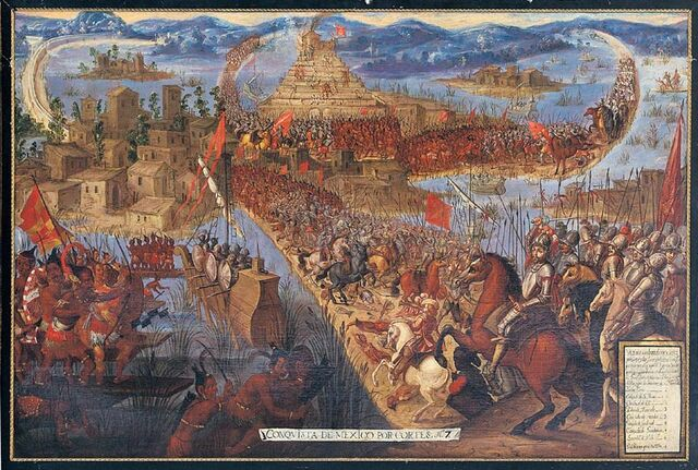 File:The Conquest of Tenochtitlan.jpg
