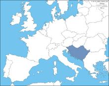 YugoslaviaMap