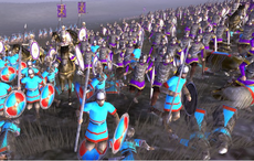 Byzantium vs. Colchis