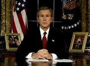 George W. Bush April 13 2009