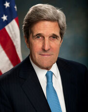 John Kerry official Secretary of State portrait