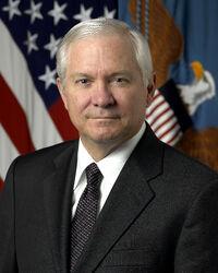 Portrait of Robert Gates