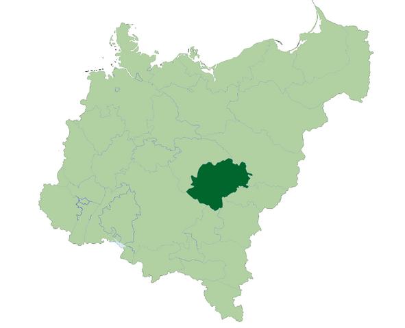 File:Deutschland Lage von Boehmen.png