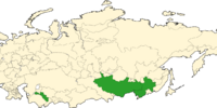 Administrative Divisions of Eurasia (In Frederick's Fields)