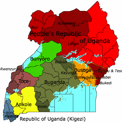 a history of christianity in uganda Retracing footsteps of catholic missionaries  according to kevin ward's a history of christianity in uganda, the catholics decided to eschew politics to concentrate on their religious tasks .