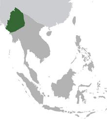 Upper Myanmar