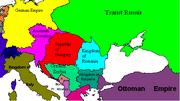East Eirope - 1917