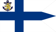 Finnish Naval Ensign (PM)