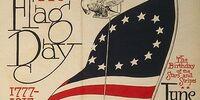 Flag Act of Anno Domini 1777 (Flintlocks Forever)